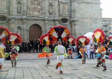Majestuoso aniversario 485 en Oaxaca