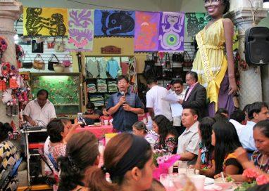 La casa de las artesanías presenta actividades de semana santa