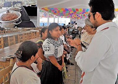 Medio centenar de cocineras tradicionales mostrarán sus platillos